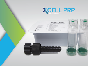 PRESS RELEASE – Due to the overwhelming demand and popularity of the XCELL PRP system, APEX Biologix