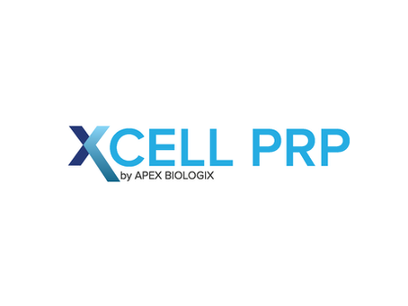 PRESS RELEASE – APEX Biologix: The release of its new Class II FDA approved XCELL PRP system.