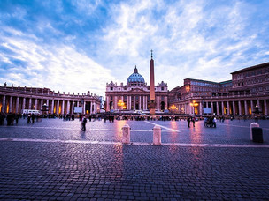 The Vatican Hosts Annual Stem Cell Research Conference