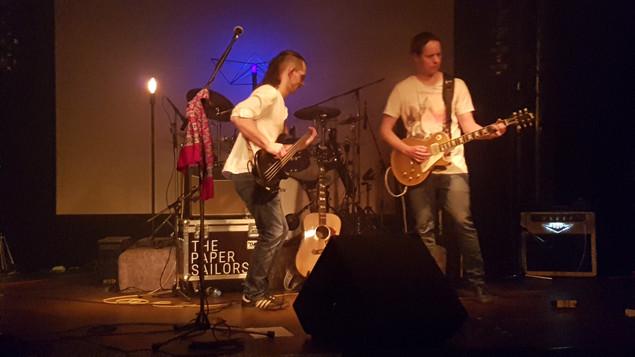 LIVE MUSIK HALL Weiher - 13. Mai 2017
