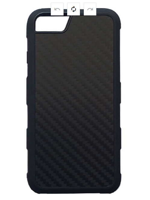 Handyhülle Carbon iPhone