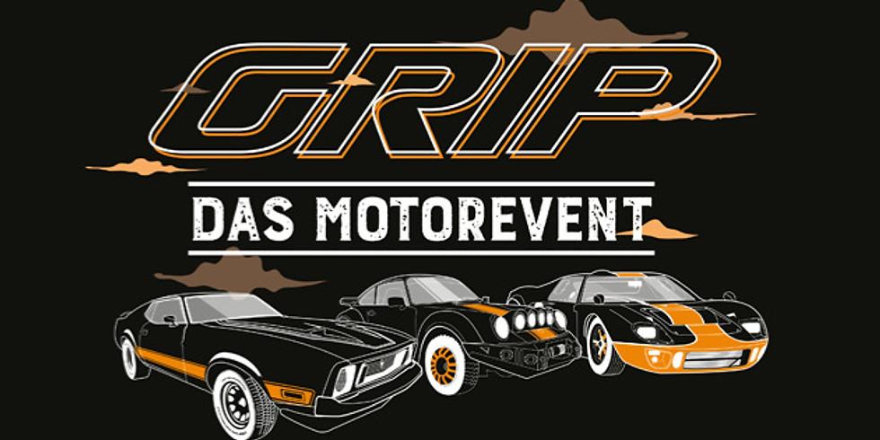 GRIP - Das  Motorevent / Sachsenring