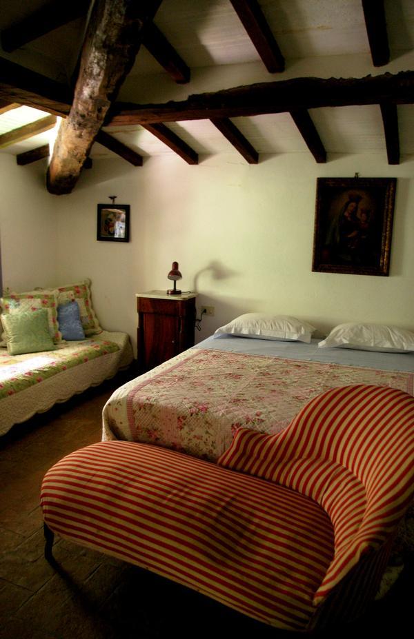 Kamer 'Carlo' is een zeer ruime kame