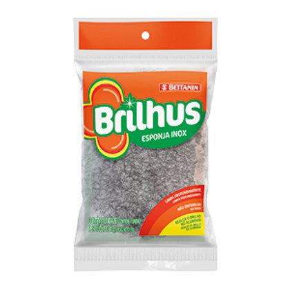 ESPONJA INOX BRILHUS