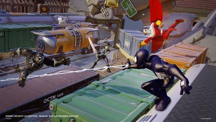 Marvel Battlegrounds gets an official release date