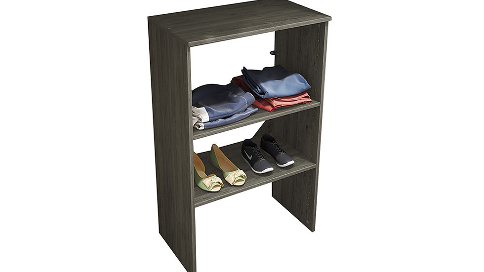 Standard 3-Shelf Base Unit