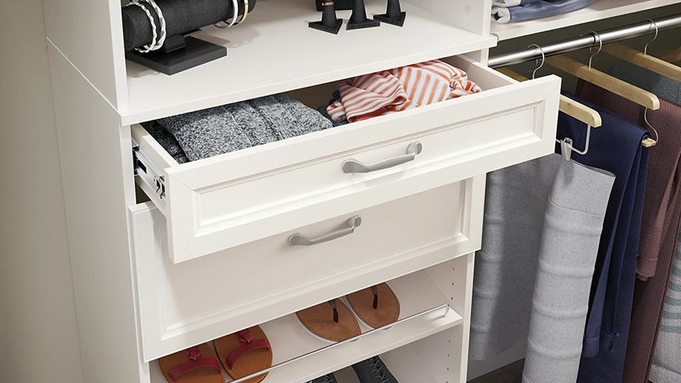 5 In. Standard Traditional Drawer
