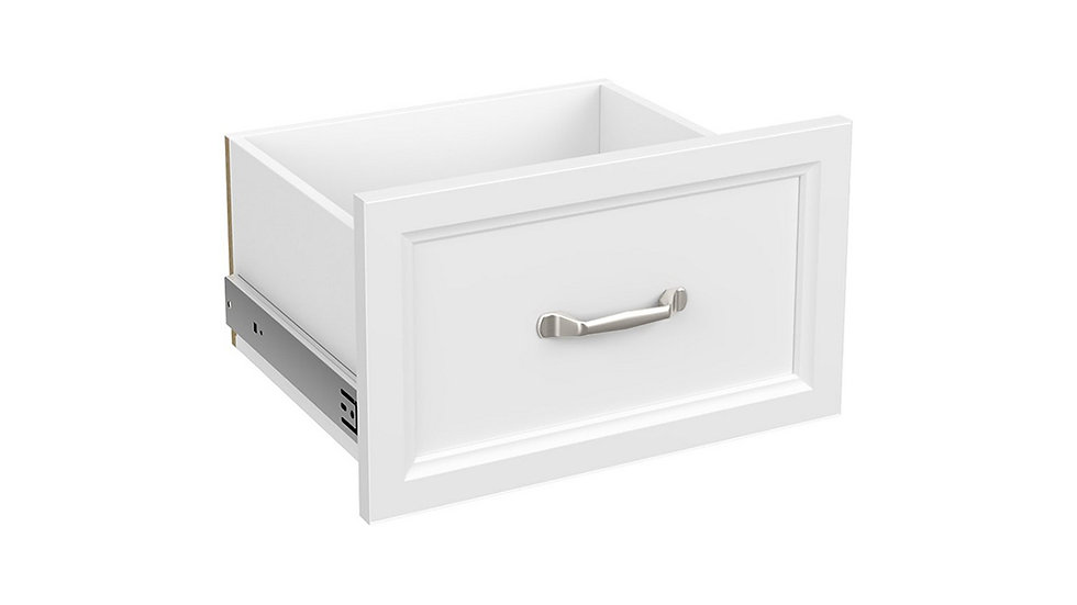 10 In. Narrow Traditional Drawer
