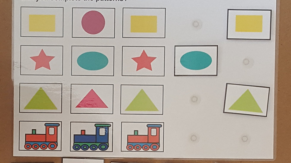Patterns Activity Page