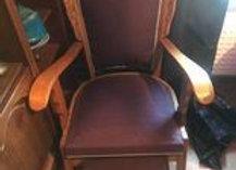 Superbe fauteuils avec repose pieds