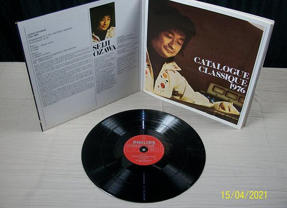 Vinyle de Seiji Ozawa