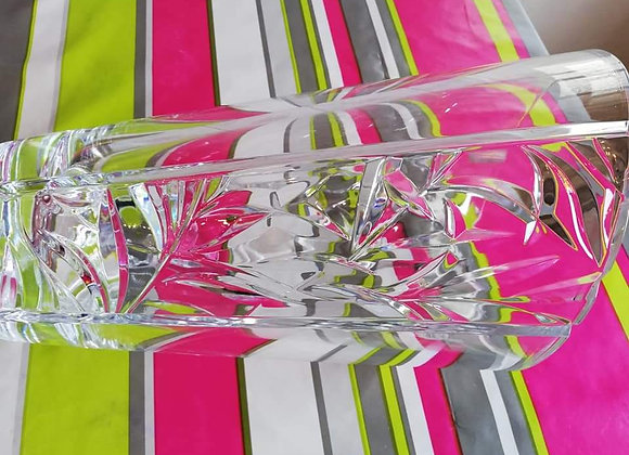 Vase en cristal d'Arques