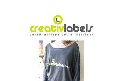 t-shirt personnalisable (prix htva)