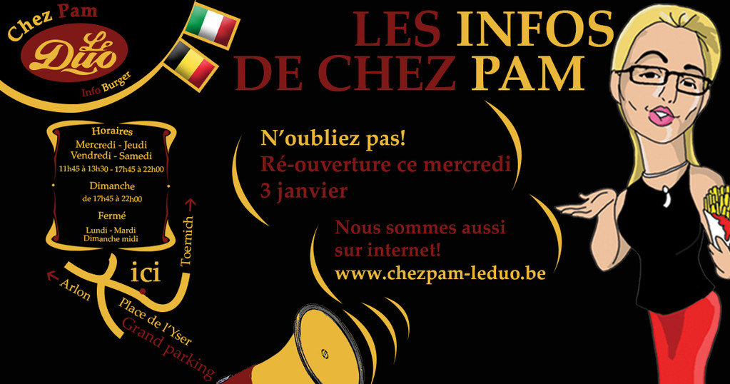 Annonce info divers 2