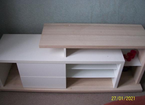 Lot meuble TV + Table basse