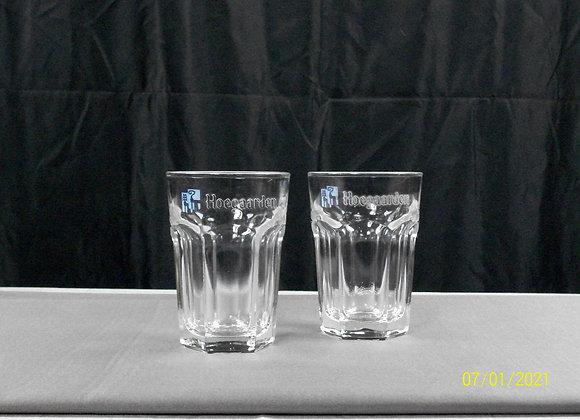 Lot de 2 verres Hoogarden