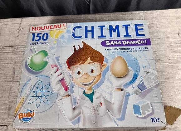 Jeu de chimiste