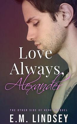 LOVE ALWAYS ALEXANDER
