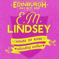 RARE Edinburgh EM Lindsey