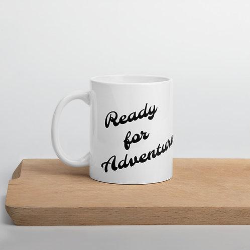 Ready for Adventure Mug