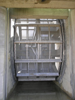 Drum screen - Outside-to-inside