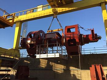 Retrofit mechanical construction