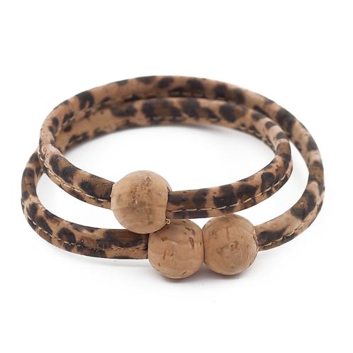 Braccial/Girocollo Leopard