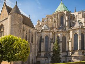 Die Kathedrale von Chartres
