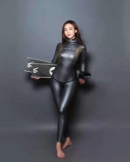 TRUDIVE Wetsuits(スキン)女性2色