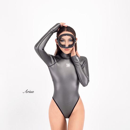 TRUDIVE Wetsuits ロンスプ(オープンバック)