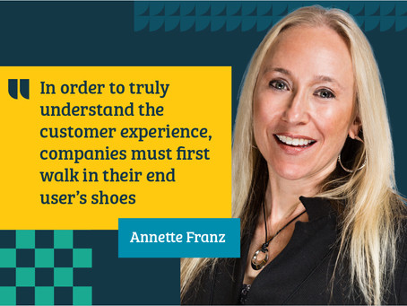 Win a Journey Mapping Masterclass with Annette Franz