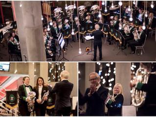 Konsert med Eikanger-Bjørsvik