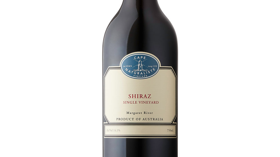 Cape Naturaliste Single Vineyard Shiraz 2017
