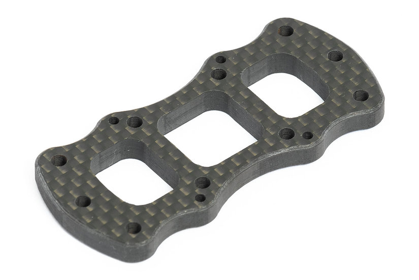 Atto Micron 5 25.5x25,5mm M2 Bottom plate 4mm
