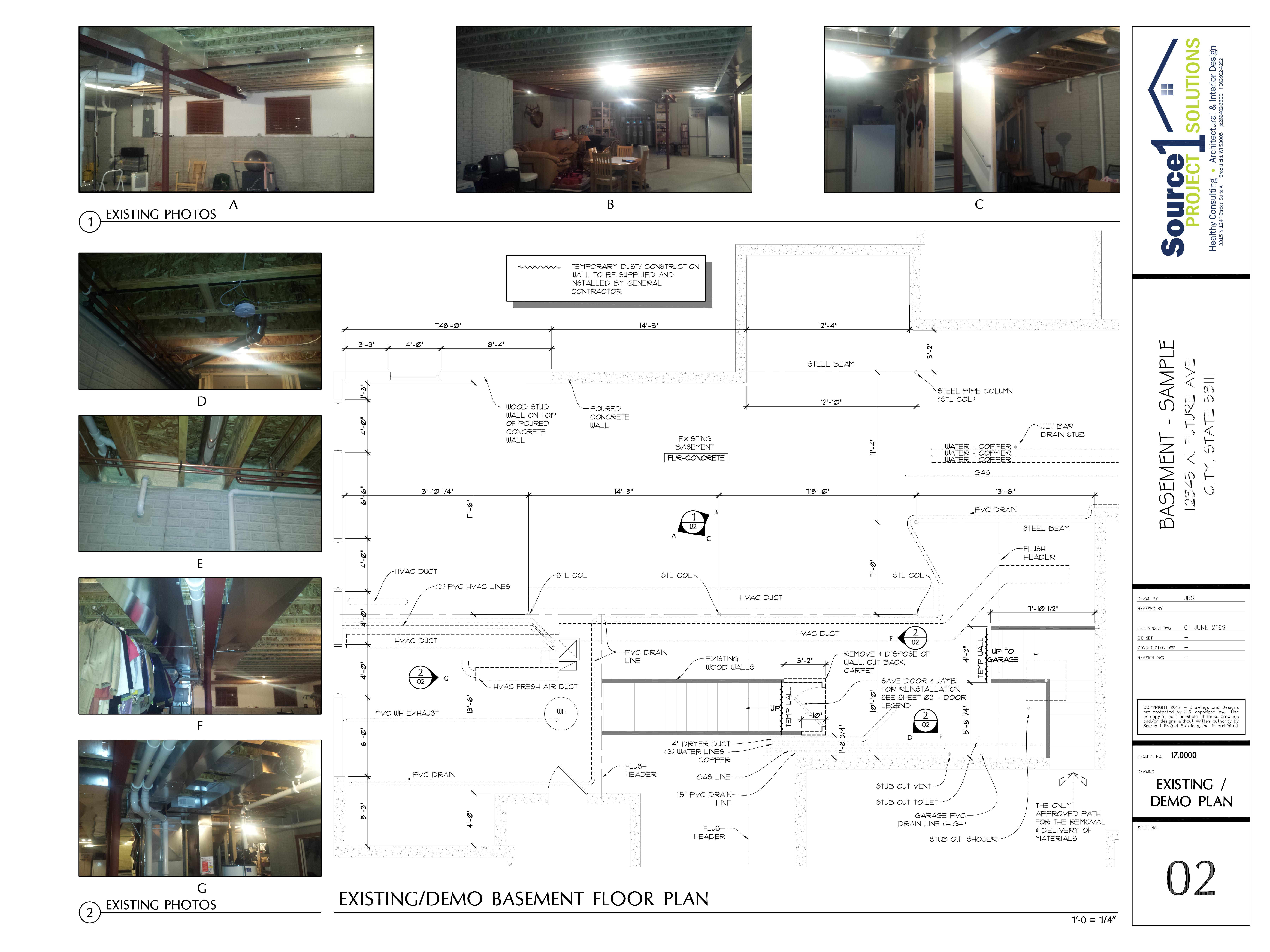 Source 1 Basement Plan - SAMPLE 01_2
