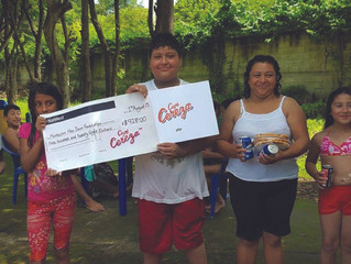 Cafe Cereza gives profit percentage to El Salvadorian producer foundation