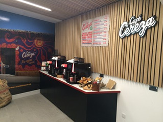 Sheffield Hallam University chooses Cafe Cereza