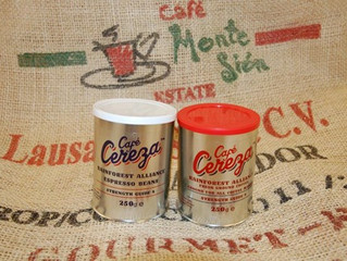 Cafe Cereza retail is launched