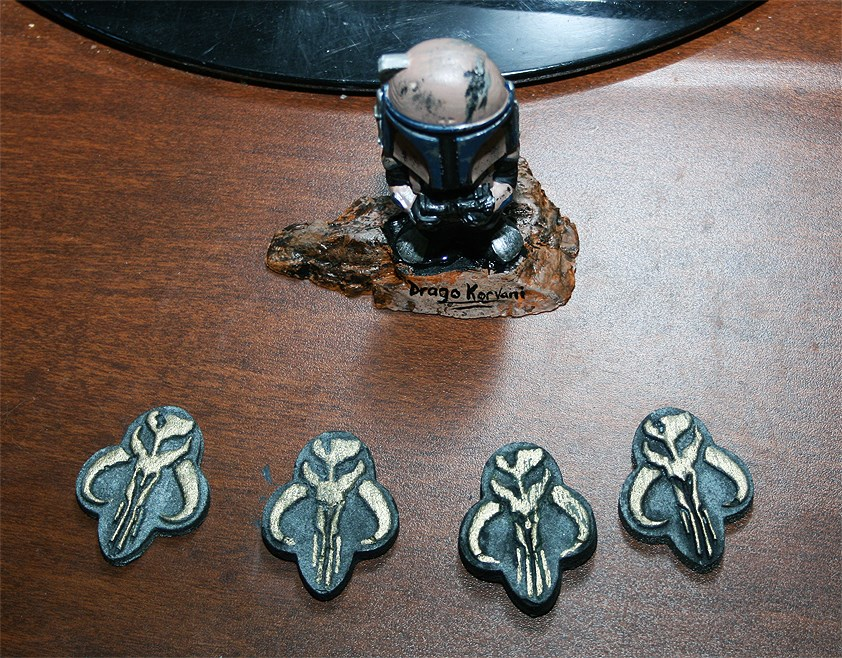 Custom mini-mando