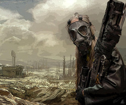 Patrick in the wastelands