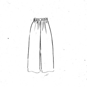 Square Sweat Trousers