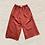 Thumbnail: Square Sweat Trousers Sun-Dried Tomato