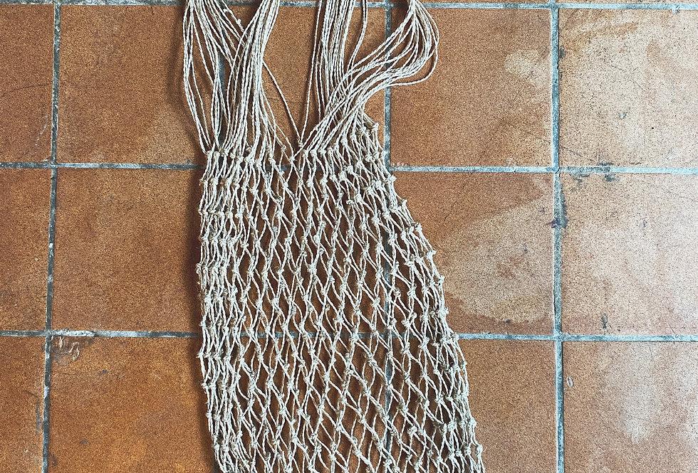 Macrame String Bag
