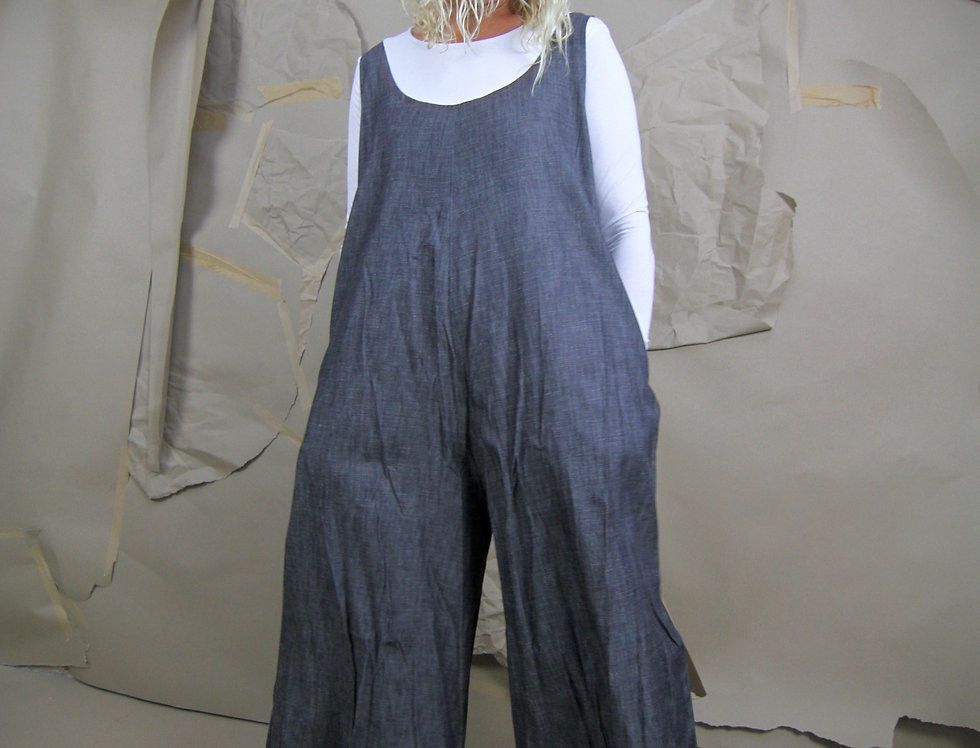 Turner Dungarees Original Denim Size 1