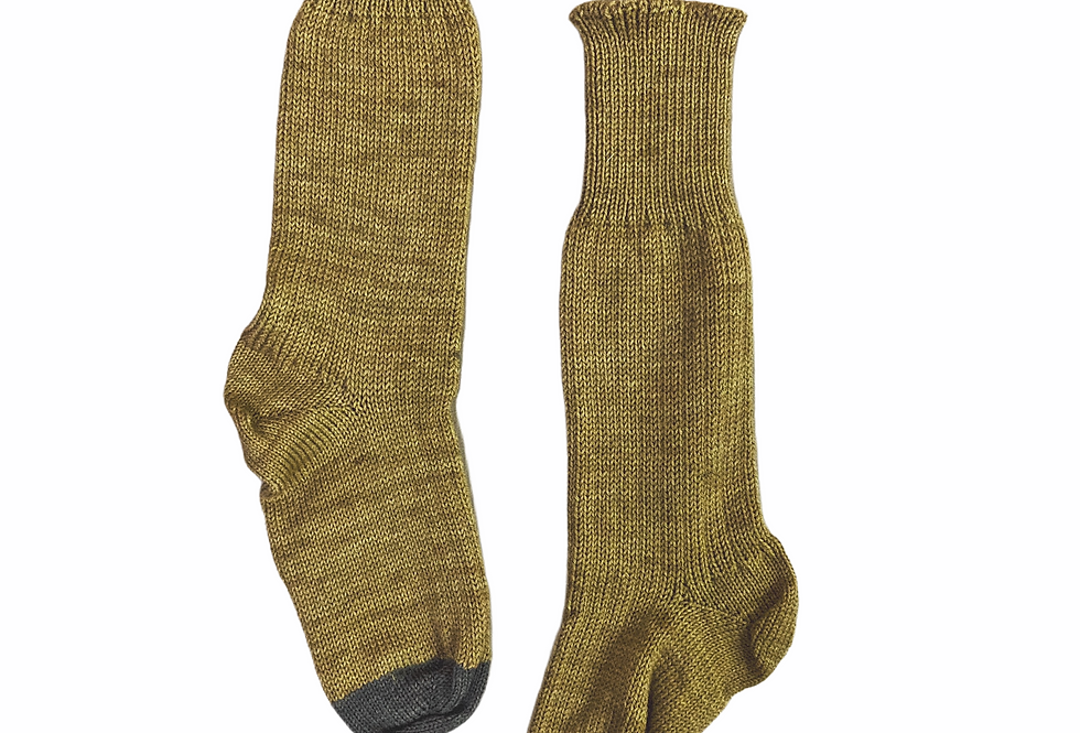 Naturally Dyed Socks