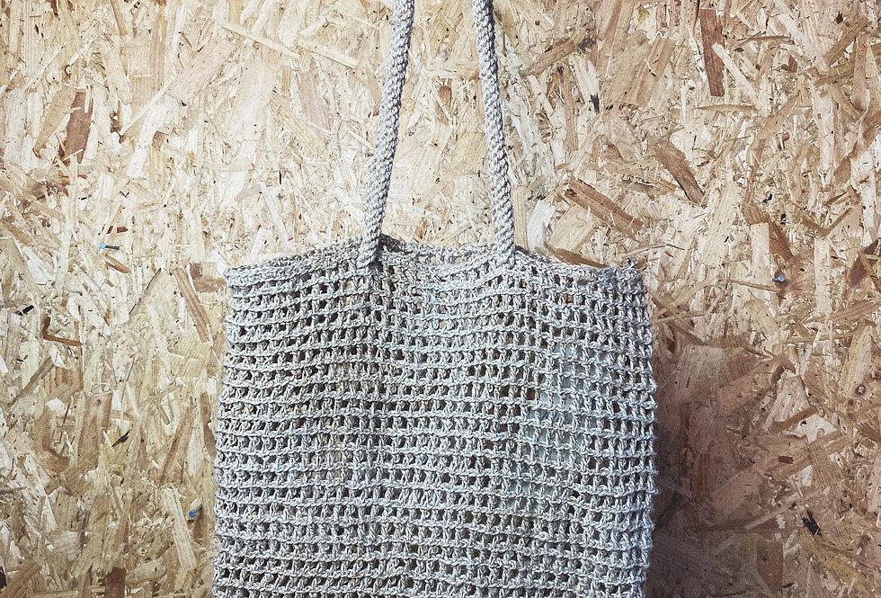 Crochet Jute Bag