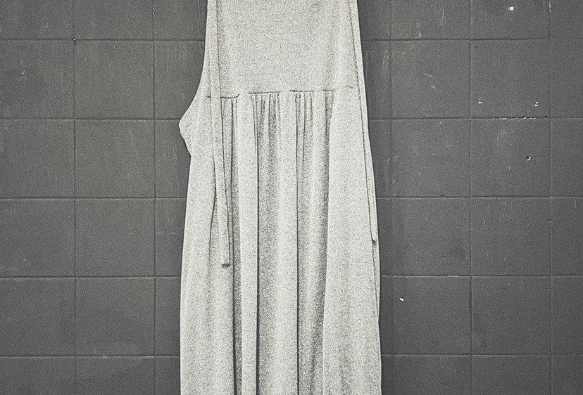 Camille Dress Metallic Jersey
