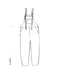 Guthrie Dungarees