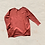 Thumbnail: Cocoon Sweat Top Sun-Dried Tomato