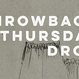 How to: Our Throwback Thursday Drops